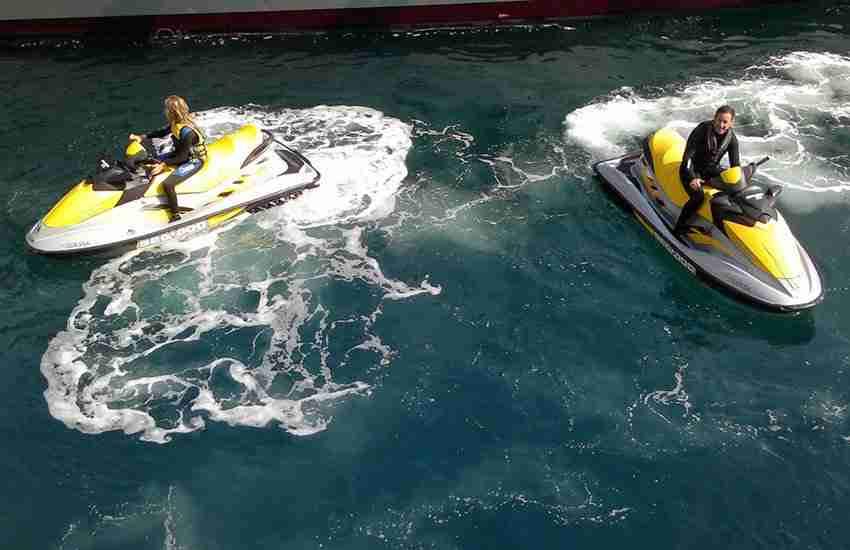 Personal Watercraft Instructor, Jet ski instructor