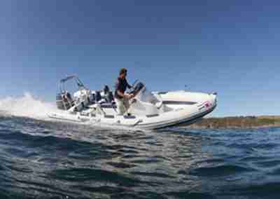 RYA Advanced Powerboat