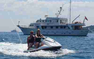Tips for RYA Superyacht PWC/ Jet Ski Training Centres