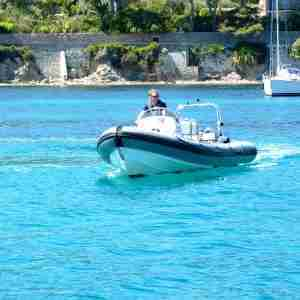 RYA Powerboat training